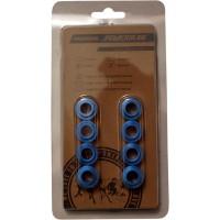 Powerslide kék távtartó (8mm) - 8db/szett