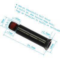 SEBA Deluxe / R1 sínhez való 34,5mm-es tengely