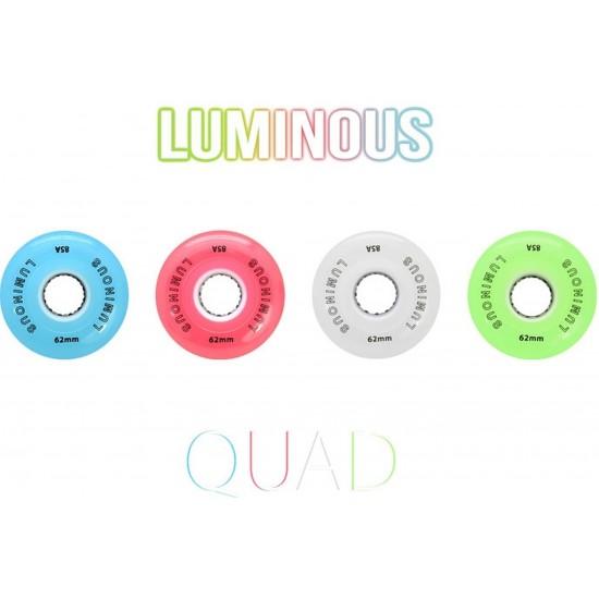 Seba Quad Luminous - Világítós kerekek kétsoros korihoz