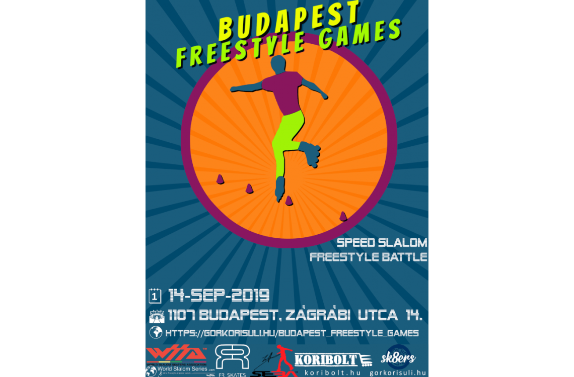 Budapest Freestyle Games